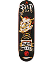 Flip Gonzalez Mystic P2 8.0 Skateboard Deck