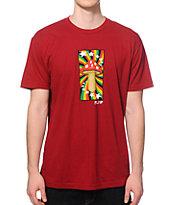 Flip Rasta Shroom T-Shirt