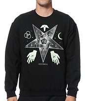 Flying Coffin 5 Points Crew Neck Sweatshirt