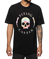 Flying Coffin Shock Trooper Tie Dye T-Shirt