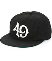 Forth Ninth Supply Co The Omb Signature Strapback Hat