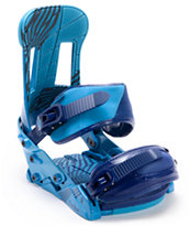 Forum The Faction Blue 2013 Snowboard Bindings