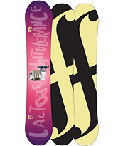 Forum The Spinster 148cm Women's Snowboard