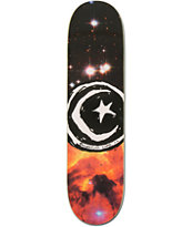 Foundation Star and Moon Galaxy 8.0 Skateboard Deck