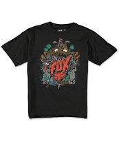 Fox Boys Double Grab Tee Shirt