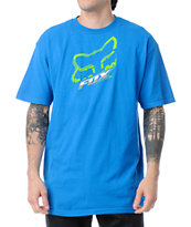 Fox Cramped Blue T-Shirt