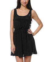 Fox Girls Runaway Black Dress