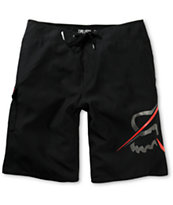 Fox Overhead Black & Red 22 Board Shorts