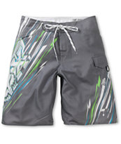 Fox Showdown Grey Board Shorts