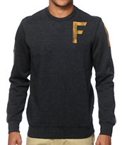 Fox Smug Crew Neck Sweatshirt