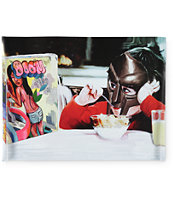 Frank 151 x MF Doom Cereal Poster