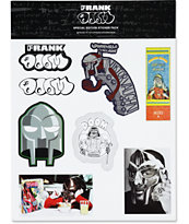 Frank 151 x MF Doom Sticker Pack