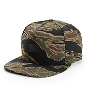 Frank's Chop Shop Tiger Camo New Era Strapback Hat