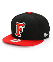 Frank's Chop Shop Varsity F New Era Snapback Hat