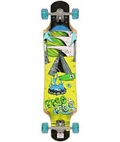 Free Ride Backcountry Micro Drop 40.25 Drop Through Longboard Complete