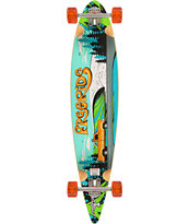 Free Ride Timberline 42 Pintail Longboard Complete
