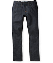Free World Messenger Indigo Blue Skinny Jeans