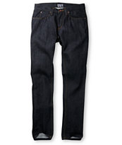 Free World Messenger Raw Skinny Jeans