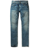 Free World Messenger Salt Wash Skinny Jeans