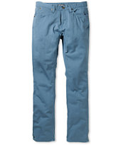 Free World Messenger Slate Blue Twill Pants