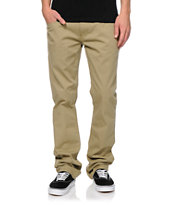 Free World Night Train 5 Pocket Khaki Pants