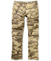 Free World Night Train Desert Camo Regular Cargo Pants
