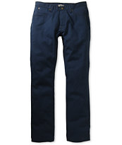 Free World Night Train Navy Twill Pants
