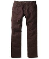 Free World Night Train Regular Fit Twill Pants