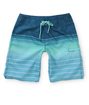 Free World Tricky Stripe 20 Board Shorts