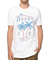 Freedom Artists Beach Goth Tee Shirt