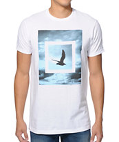 Freedom Artists Freebird White Tee Shirt