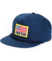 Freedom Artists Fuck Yeah Snapback Hat