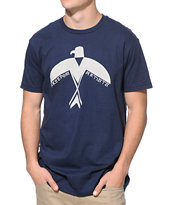 Freedom Artists Primal Navy Tee Shirt