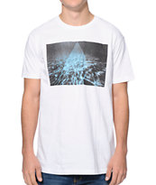 Freedom Artists Underwater White Tee Shirt