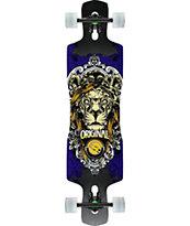 """Freeride Rocker Lion 41"""" Longboard Complete"""