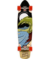 Freeride Tree Barrel 34 Complete Skateboard