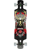 "Freeride W Stag 41"" Longboard Complete"