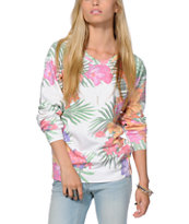 Freeze Tropical Sublimated Crew Neck Sweatshirt