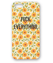 Fuck Everything iPhone 5 Case