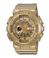 G-Shock BA110-9A All Gold Baby-G Digital Watch
