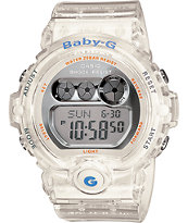 G-Shock BG6900-7B Baby-G Transparent Clear Watch