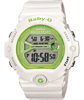 G-Shock BG6903-7 G-Shock Runners White & Lime Watch