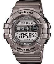 G-Shock BGD141-8 Baby-G 3D Protection Silver Watch