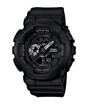 G-Shock Baby-G BA110BC-1A Black Watch