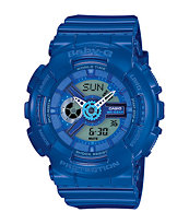 G-Shock Baby-G BA110BC-2A Blue Watch