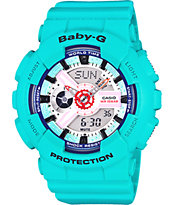 G-Shock Baby-G BA110SN-3A Blue Watch