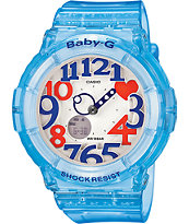 G-Shock Baby-G BGA-131-2B Jelly Blue Watch