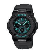 G-Shock Baby-G BGA117-1B2 Street Neon Watch
