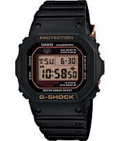 G-Shock DW5030C-1 Limited Edition 30 Year Black & Copper Watch