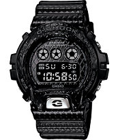 G-Shock DW6900DS-1CR Crosshatch Black Watch